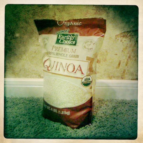 quinoa bag