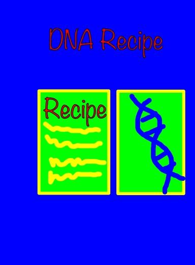 DNA recipe