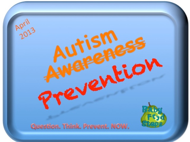 Autism Prevention